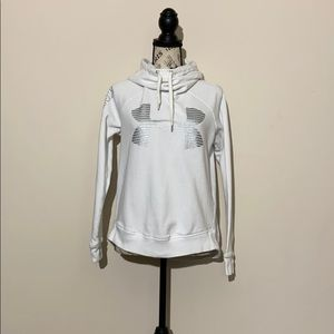 Under Armour Hoodie White Size Small
